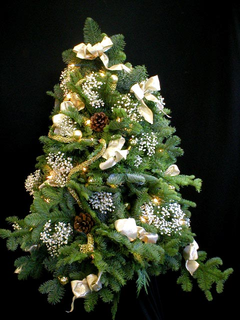 Table-Top Christmas Tree